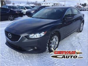 Mazda MAZDA6 GS-L Cuir Toit Ouvrant MAGS 2014