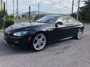 2014 BMW 6 Series 650I, X-DRIVE,M-SPORT |NAV|CAMERA|PANO|NIGHTVI