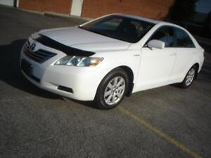 2009 Toyota Camry Hybrid,auto,sunroof,accident free