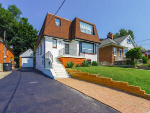 New Listing in  East York- Toronto Home 4 Sale