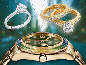 We buy $$$ ROLEX GOLD SILVER JEWELRY DIAMOND ART COINS