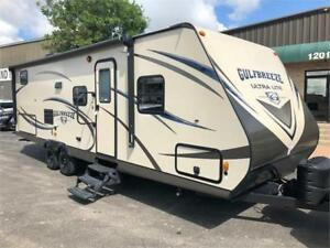 2017 Gulf Stream Gulfbreeze Ultra Lite 28CBS -BRAND NEW!- $37.85