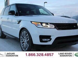 2015 Land Rover Range Rover Sport V8 Supercharged DYNAMIC - CPO