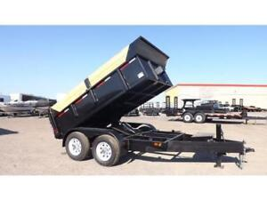 Blowout Sale On All Remaining In Stock Canada Trailers Dumps