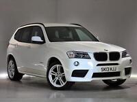 2013 BMW X3 DIESEL ESTATE