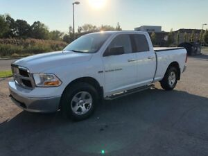 2012 Dodge Ram 1500SLT QUAD CAB, SHORT BOX (winter tires INCL.)