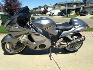 2009 Suzuki Hayabusa - Mint - Low KM - Prepared for Sale