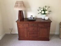Multiyork sideboard, coffee table and lamp table