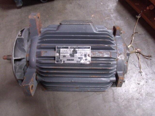 Siemens/Darby Electric 7.5 hp  Motor - Type 1PP2778-ODA