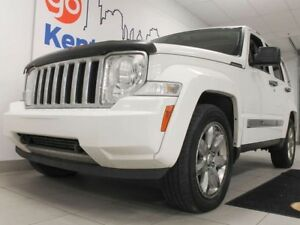 2008 Jeep Liberty Limited Edition 3.7L 4x4 with heated power lea