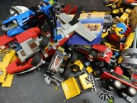 Lego Batman and Mini Figures