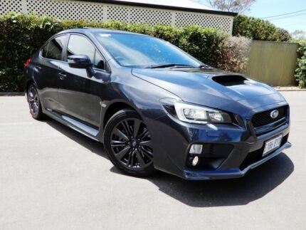 2014 Subaru WRX V1 MY15 Premium AWD Dark Grey 6 Speed Manual Sedan Glenelg East Holdfast Bay Preview