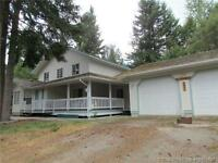 Salmon Arm - Blind Bay Home