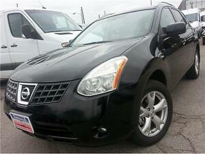 2008 Nissan Rogue SL AWD,LEATHER,S-ROOF,ALLOYS