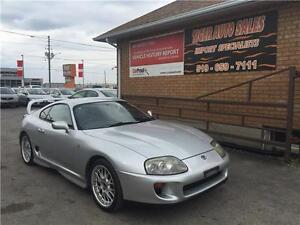 1993 TOYOTA SUPRA TWIN TURBO**ONLY 134 KMS***RIGHT HAND DRIVE