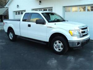 2013 Ford F150 XLT 4X4  FINANCING AVAILABLE!!!!!
