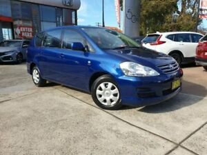 2009 Toyota Avensis Verso ACM21R GLX Blue 4 Speed Automatic Wagon Hornsby Hornsby Area Preview
