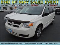 2010 Dodge Grand Caravan! WE FINANCE EVERYONE! GREAT DEAL!