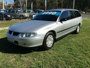 2000 Holden Commodore VX Executive 4 Speed Automatic Wagon Clontarf Redcliffe Area Preview
