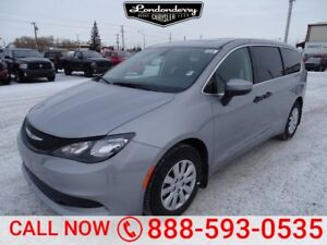 2018 Chrysler Pacifica L 3.6L V6