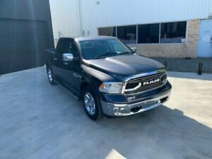 2018 Ram 1500 MY18 Laramie (4x4) 885KG Granite Crystal 8 Speed Auto Dual Clutch Crew Cab Utility Hendra Brisbane North East Preview