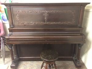 New Scale Williams Upright Piano Free