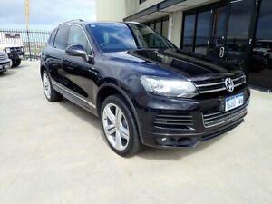 2014 Volkswagen Touareg 7P MY15 V8 TDI Tiptronic 4MOTION R-Line Black Magic 8 Speed Sports Automatic Wangara Wanneroo Area Preview