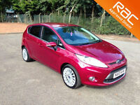 2010.10.FORD FIESTA 1.4.TITANIUM.FIVE DOOR.