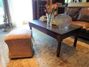 Three Very Different Coffee Tables