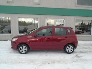 Chevrolet Aveo LS 2010, Tres Propre!!!!