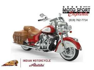 2019 Indian Motorcycles Chief Vintage ICON