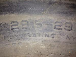 29.5-29 Tires Peterborough Peterborough Area image 4