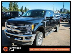 2017 Ford F-250 Lariat ultimate pkg 608A 6.2L V8, NAV, twin pane