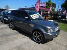 2008 Land Rover Range Rover MY08 Sport 2.7 TDV6 Grey 6 Speed Sequential Auto Wagon New Lambton Newcastle Area Preview
