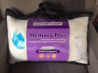 Memory Plus Pillow