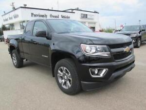 2017 Chevrolet Colorado 4WD Z71 Ext Cab ~ Low Km ~Heated Seats