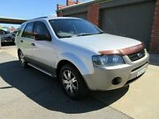 2007 Ford Territory SY SR (RWD) Silver 4 Speed Auto Seq Sportshift Wagon Holden Hill Tea Tree Gully Area Preview