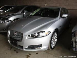 2015 Jaguar XF 3.0 Luxury Sedan