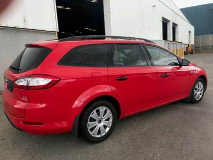 2011 Ford Mondeo MC LX TDCi  Wagon Maidstone Maribyrnong Area Preview