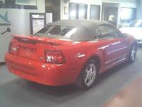 2003 FORD MUSTANG CONVERTIBLE-LOADED-ALLOYS