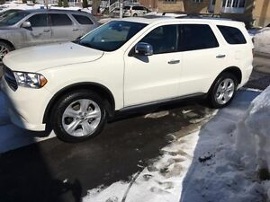 2011 Dodge Durango Crew Plus AWD VUS