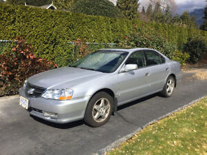 2003 Acura TL  1 OWNER, 90,500 KMS  $6400.00