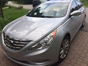 2011Sonata 2.0T Limited with Nav,Loaded,Clean History,On sale!