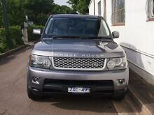 2011 Land Rover Range Rover Sport L320 11MY TDV6 Autobiography Stornoway Grey Auto Sports Mode Wagon Petersham Marrickville Area Preview