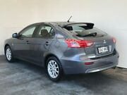 2011 Mitsubishi Lancer CJ MY11 SX Sportback Grey 6 Speed Constant Variable Hatchback Mount Gambier Grant Area Preview