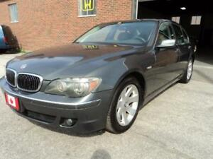 2006 BMW 750i ,FULLY LOADED NAVIGATION