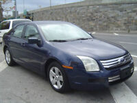 2006 FORD FUSION AUTO LOADED RUNS GREAT