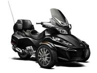 2015 CAN AM SPYDER RT LIMITED 4 ANS DE GARANTIE!