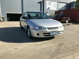 2002 Mitsubishi Lancer CE GLi Silver 4 Speed Automatic Coupe Newport Hobsons Bay Area Preview