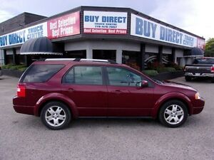 2007 Ford Freestyle Limited 4dr All-wheel Drive